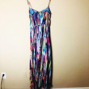 Jack by BB Dakota Dresses - Jack multicolor maxi dress